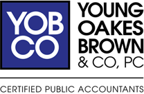 Young, Oakes, Brown & CO Logo